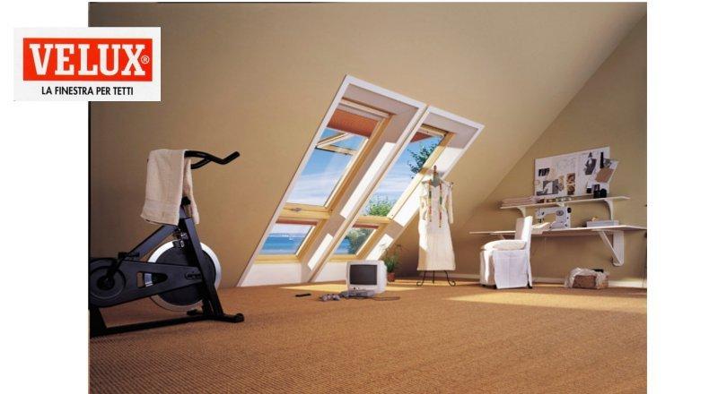 Finestre da tetto velux firenze installazione finestre da for Finestre da mansarda