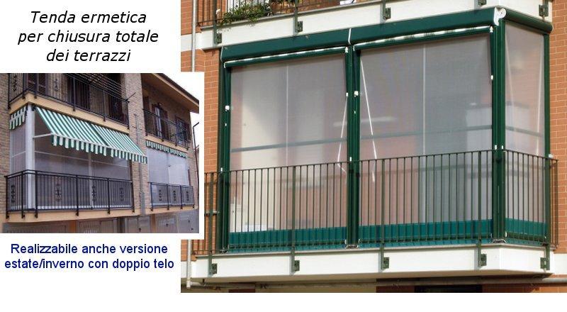 Chiusura Balconi In Pvc ~ Una Collezione di Idee per Idee di ...